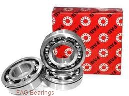 95 mm x 170 mm x 43 mm  FAG 32219-A tapered roller bearings