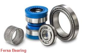 30 mm x 60,03 mm x 37 mm  Fersa F16001 angular contact ball bearings