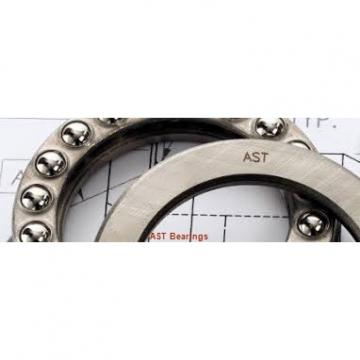AST 71815AC angular contact ball bearings
