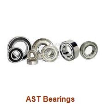 AST 5204ZZ angular contact ball bearings