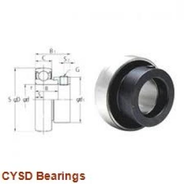 39 mm x 85 mm x 30,175 mm  CYSD GW209PPB4 deep groove ball bearings