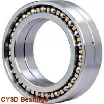50 mm x 90 mm x 30,2 mm  CYSD 5210ZZ angular contact ball bearings