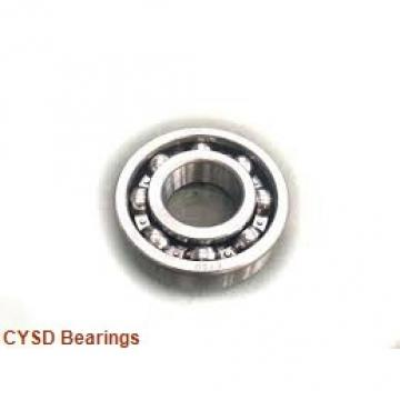 55 mm x 100 mm x 21 mm  CYSD QJF211 angular contact ball bearings