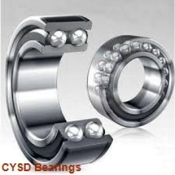12 mm x 28 mm x 7 mm  CYSD 16001 deep groove ball bearings