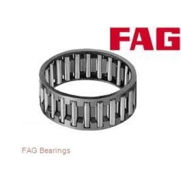260 mm x 360 mm x 100 mm  FAG NNU4952-S-K-M-SP cylindrical roller bearings