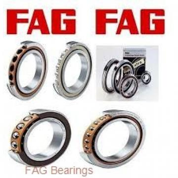 50 mm x 85 mm x 26 mm  FAG 33110 tapered roller bearings