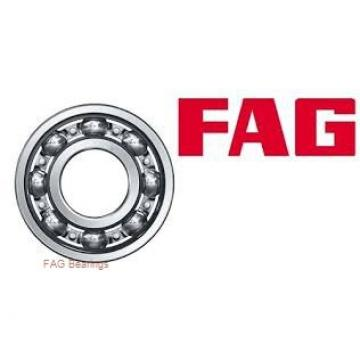 70 mm x 125 mm x 31 mm  FAG 32214-A tapered roller bearings