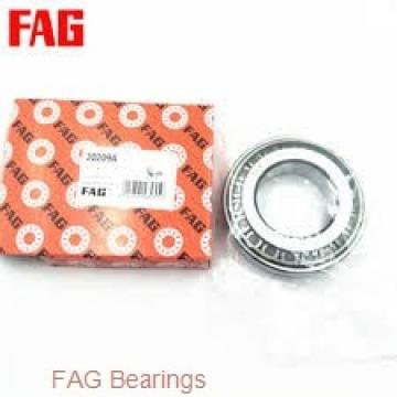 560 mm x 920 mm x 280 mm  FAG 231/560-E1A-MB1 spherical roller bearings