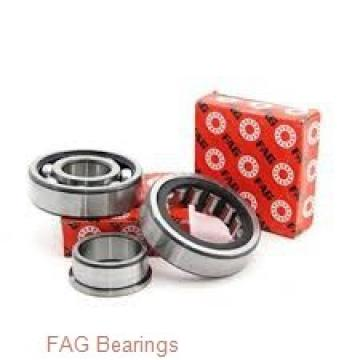 40 mm x 90 mm x 23 mm  FAG 1308-K-TVH-C3 + H308 self aligning ball bearings