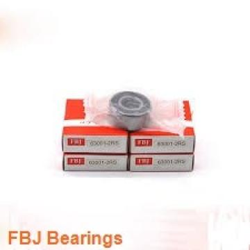 50 mm x 80 mm x 10 mm  FBJ 16010-2RS deep groove ball bearings