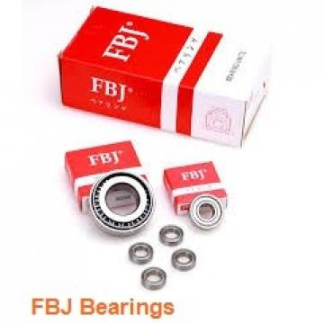 80 mm x 125 mm x 22 mm  FBJ 6016ZZ deep groove ball bearings