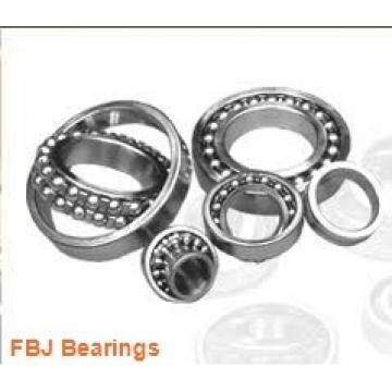 90 mm x 190 mm x 64 mm  FBJ 22318K spherical roller bearings