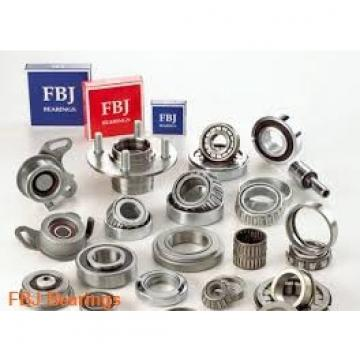 59,972 mm x 122,238 mm x 31,75 mm  FBJ 66589/66520 tapered roller bearings