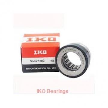 100 mm x 130 mm x 40 mm  IKO TAFI 10013040 needle roller bearings