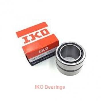 70 mm x 110 mm x 58 mm  IKO SB 7011058 plain bearings