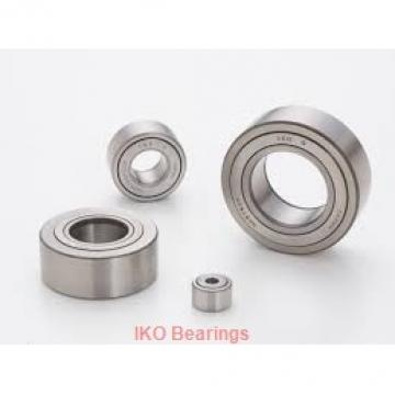 100 mm x 160 mm x 88 mm  IKO SB 100A plain bearings