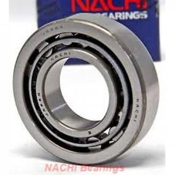 25 mm x 47 mm x 12 mm  NACHI 6005-2NSE deep groove ball bearings