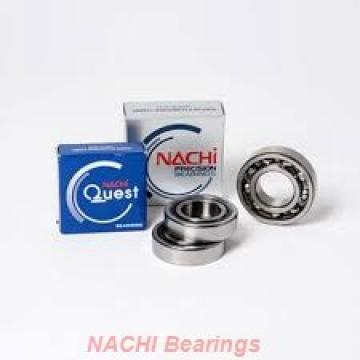10 mm x 30 mm x 9 mm  NACHI 6200-2NSE deep groove ball bearings
