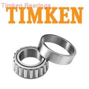105 mm x 160 mm x 43 mm  Timken X33021/Y33021 tapered roller bearings