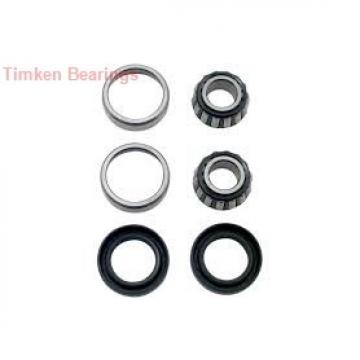 200 mm x 360 mm x 58 mm  Timken 200RJ02 cylindrical roller bearings