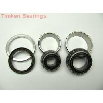 40 mm x 80 mm x 22,403 mm  Timken NP909358/NP282407 tapered roller bearings