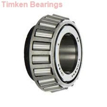 60,325 mm x 127 mm x 36,512 mm  Timken HM813841A/HM813811 tapered roller bearings