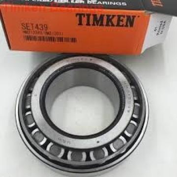 75 mm x 130 mm x 31 mm  Timken 22215CJ spherical roller bearings