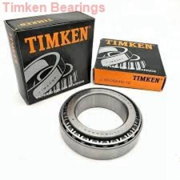 57,15 mm x 152,4 mm x 57,15 mm  Timken HH814540/HH814510 tapered roller bearings