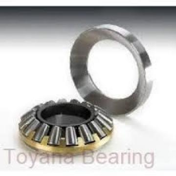 Toyana FL619/1 ZZ deep groove ball bearings