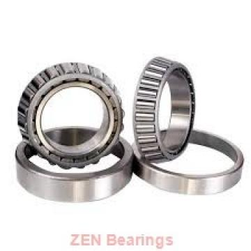 25 mm x 52 mm x 18 mm  ZEN S4205-2RS deep groove ball bearings
