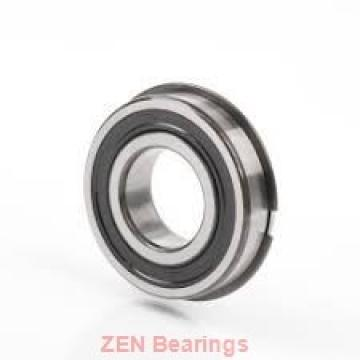 40 mm x 80 mm x 49,2 mm  ZEN SUC208 deep groove ball bearings