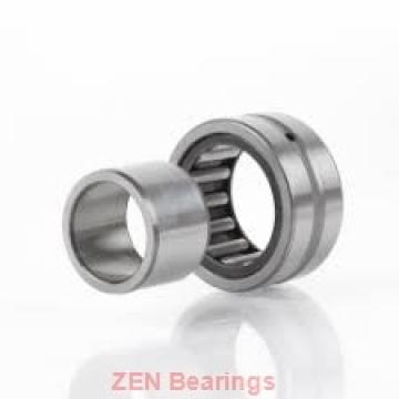 10 mm x 30 mm x 9 mm  ZEN S6200 deep groove ball bearings