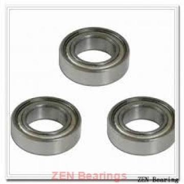 4 mm x 9 mm x 4 mm  ZEN S684-2RS deep groove ball bearings