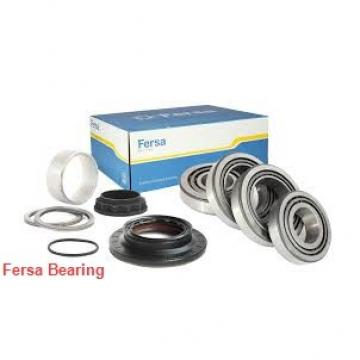 75 mm x 130 mm x 25 mm  Fersa 6215-2RS deep groove ball bearings