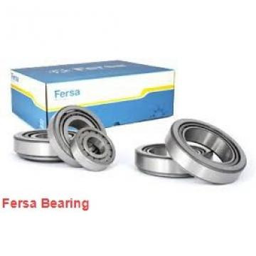 45 mm x 100 mm x 25 mm  Fersa QJ309FM angular contact ball bearings