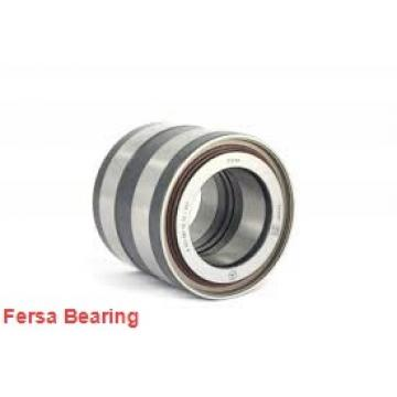 35 mm x 62 mm x 14 mm  Fersa 6007 deep groove ball bearings