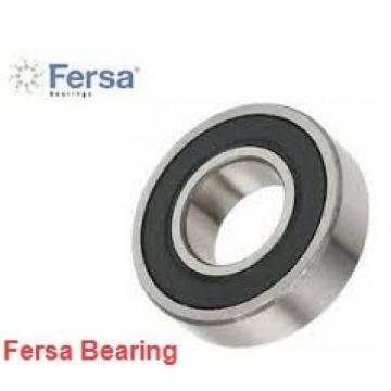 40 mm x 80 mm x 30,2 mm  Fersa F16042 angular contact ball bearings