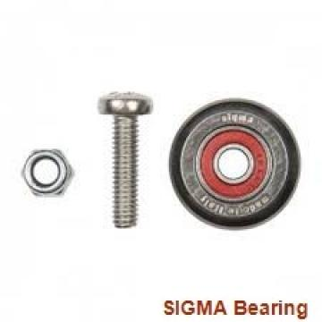 100 mm x 250 mm x 58 mm  SIGMA 6420 deep groove ball bearings