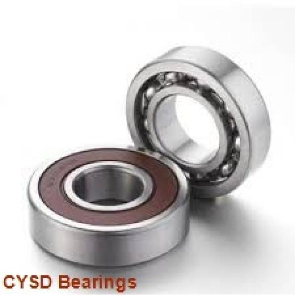 85 mm x 120 mm x 22 mm  CYSD 32917*2 tapered roller bearings #2 image