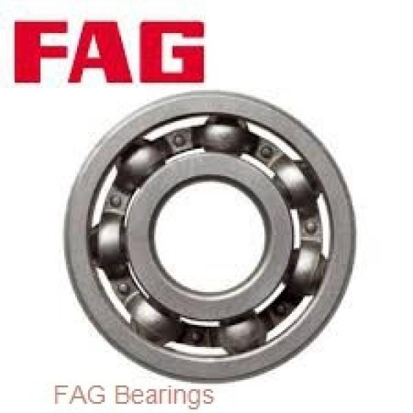 50 mm x 110 mm x 40 mm  FAG NUP2310-E-TVP2 cylindrical roller bearings #1 image